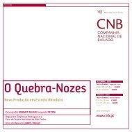 O Quebra-Nozes - Companhia Nacional de Bailado