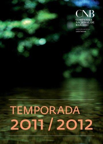 TEMPORADA - Companhia Nacional de Bailado