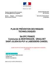 Note de présentation POA - DREAL Midi-Pyrénées