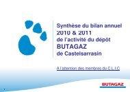 présentation Butagaz - DREAL Midi-Pyrénées
