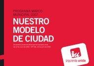 Programa electoral IU - La Web Municipal
