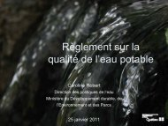 192 ko - Centre d'expertise en analyse environnementale du ...