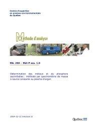 méthode MA.200- Mét-P.ass. 1.0 - Centre d'expertise en analyse ...