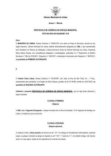 Anexo 1 - Programa Local de Habitação - Câmara Municipal de ...