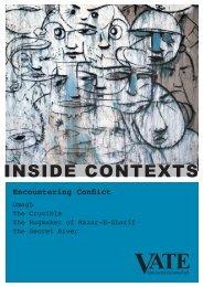 Encountering Conflict