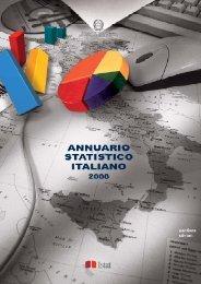 Annuario statistico italiano 2008