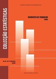 Acidentes de Trabalho 2006 - Autoridade para as Condições do ...