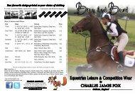 O rder F orm - Charles James Fox