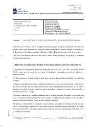 Ofício N.º: 30136 2012 - Portal das Finanças