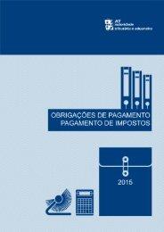 Obrigações de pagamento - Portal das Finanças
