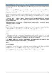 Portaria n.º 94/2013 - Portal das Finanças