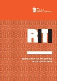 Regime do IVA nas Transacções Intracomunitárias - Portal das ...