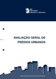 AVALIAÇÃO GERAL DE PRÉDIOS URBANOS - Portal das Finanças