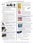 KEYBOARDS TODAY - Casio keyboard accessories and music books - Page 7