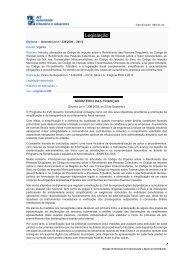 DL n.º 238/2006 - Portal das Finanças