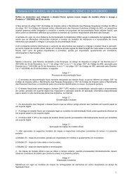 Portaria n.º 92-A/2011, de 28 de Fevereiro - Portal das Finanças