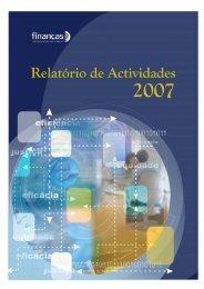 2007 - Portal das Finanças