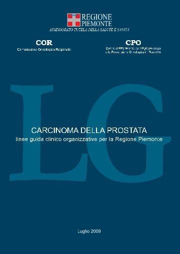 CaRCinOma DeLLa PROstata - SNLG-ISS