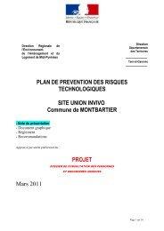 Note de présentation - DREAL Midi-Pyrénées