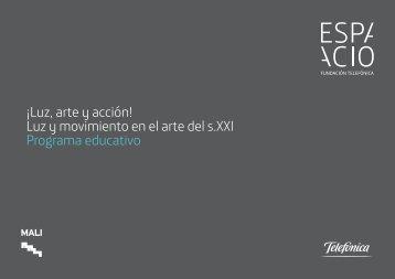 Presentacion PE-EFT - Fundación Telefónica