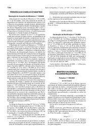 Portaria n.º 1192/2009 - Portal das Finanças
