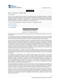 Decreto-Lei nº - Portal das Finanças