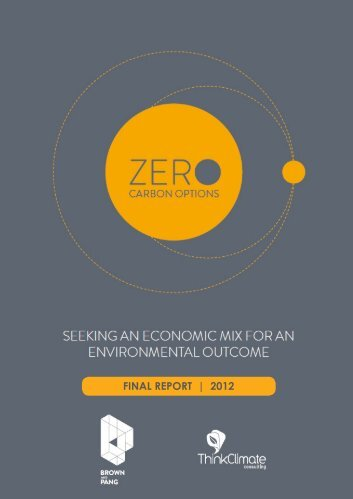 zero-carbon-options-final-report