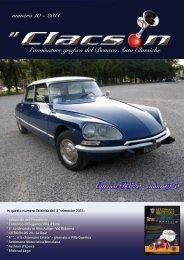 edizione n° 10 anno 2011 - Benaco Auto Classiche