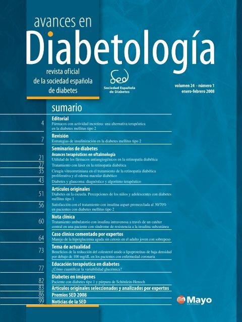 mira más de cerca el tipo de diabetes