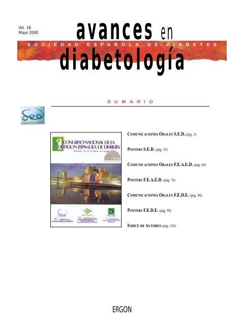 nuevos números para diabetes