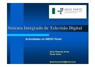 Sistema Integrado de Televisão Digital