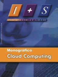 Monográfico: Cloud Computing - Sociedad Española de Informática ...