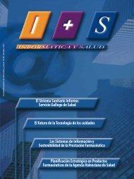 El Sistema Sanitario informa - Sociedad Española de Informática de ...