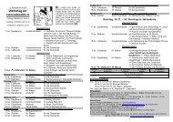 Nr 43 am 32 Sonntag - Pastoralverbund - Lübbecker Land