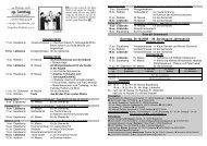 Nr 40 am 27 Sonntag - Pastoralverbund - Lübbecker Land