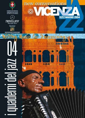 Scarica il quaderno - Vicenza Jazz