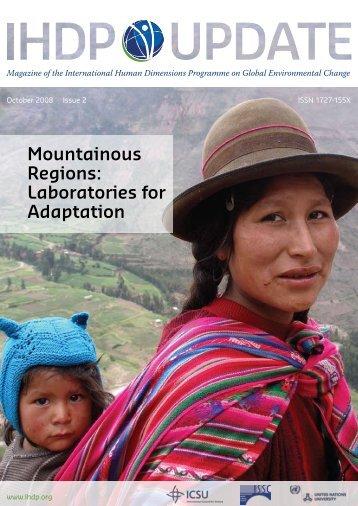 Mountainous Regions - Programa de Salud Pública y Comunitaria ...