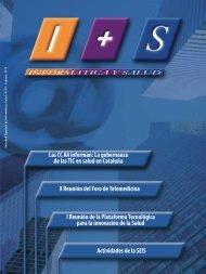 I+S_97 web.pdf - Sociedad Española de Informática de la Salud