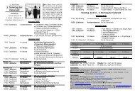 Nr 15 - 15. Sonntag im Jahreskreis - Pastoralverbund - Lübbecker ...