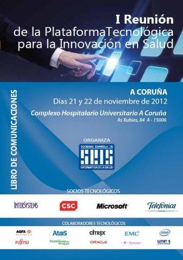 I Reunión de la Plataforma Tecnológica para la Innovación en Salud 1