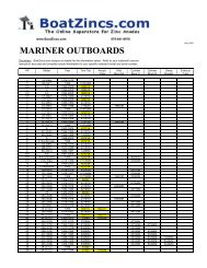 Model Year Lookup - Suzuki Outboard Marine Parts