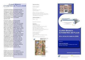 Curso basico08.pdf - Fundació Institut d'Investigació en Ciències de ...