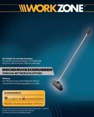 serviceauftrag - cleanerworld GmbH