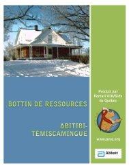 Abitibi/Témiscamingue - Portail VIH / sida du Québec