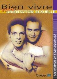 Bien vivre son orientation sexuelle - Les hommes et l'homosexualité