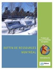 Montréal - Portail VIH / sida du Québec