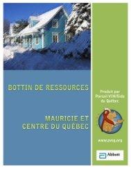Mauricie/Centre du Québec - Portail VIH / sida du Québec