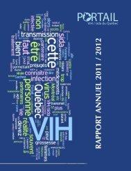 2011/2012 - Portail VIH / sida du Québec
