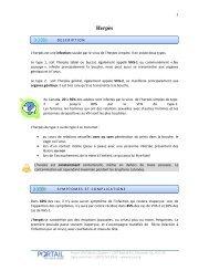 en suivant ce lien - Portail VIH / sida du Québec
