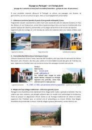 Voyage au Portugal – en 3 temps forts